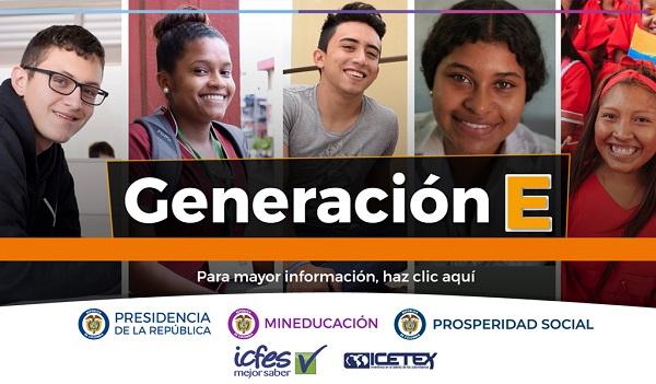 Requisitos para Generación E