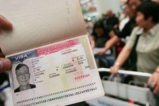 Visa de los Estados Unidos