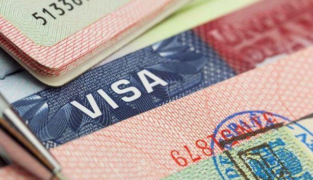 Visa norteamericana