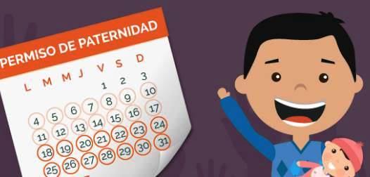 Días hábiles para licencia de paternidad en Colombia