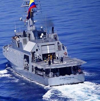 Entrar en la Marina Colombiana