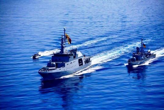 Qeé es la Marina en Colombia