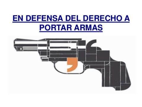 Qué se necesita para portar armas en Chile