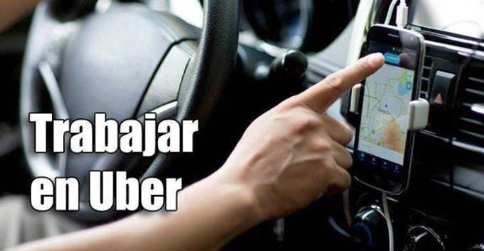 Requisitos para trabajar en Uber España