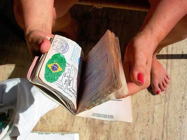 Visa de Turista para viajar a Brasil