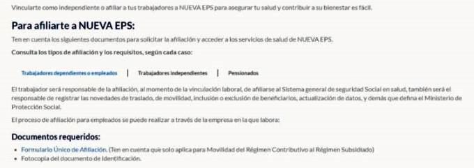 Llenar-el-formulario-de-afiliación-a-nueva-EPS