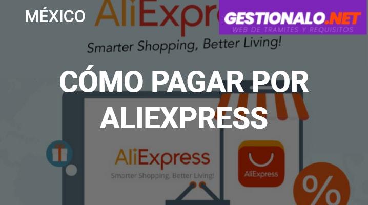 Cómo pagar por Aliexpress