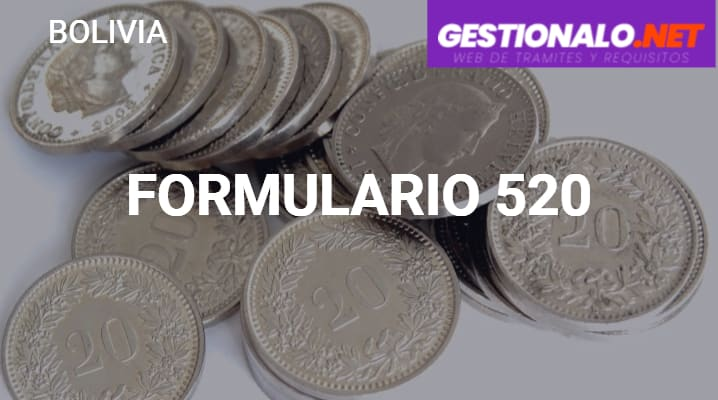 Formulario 520