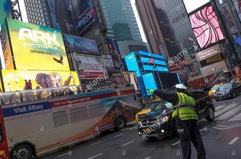 Pagar un Ticket de Tránsito en New York