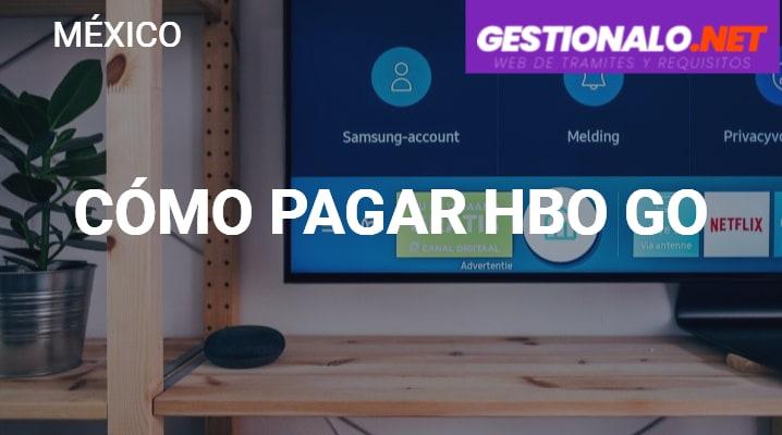 Cómo pagar HBO GO