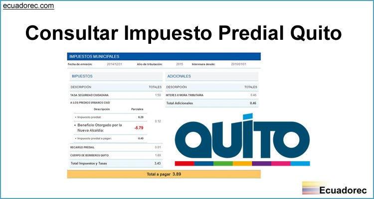 Pagar el Impuesto Predial