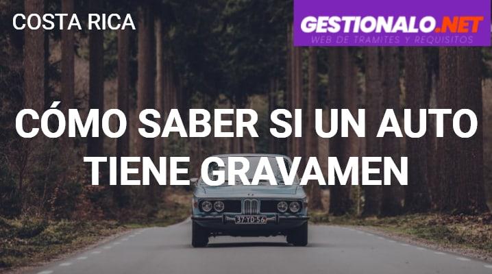 Cómo Saber si un Auto tiene Gravamen