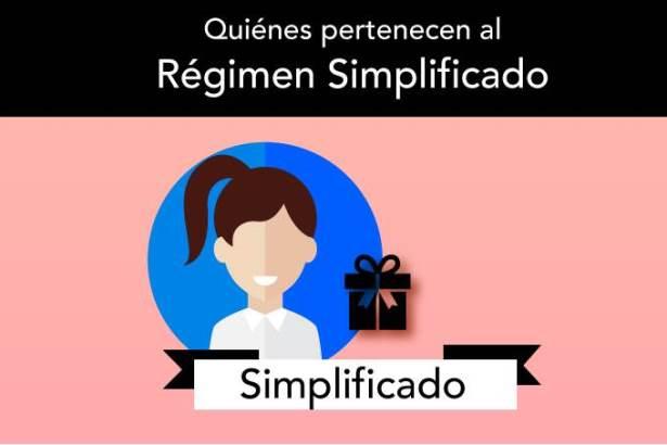Obligaciones del Simplificado
