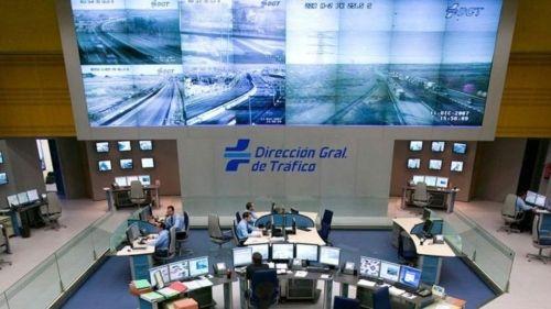 Dirección General de Tráfico en España