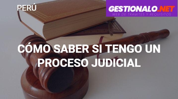 Cómo Saber si Tengo un Proceso Judicial