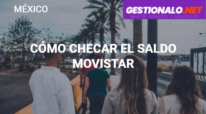 Cómo Checar el Saldo Movistar